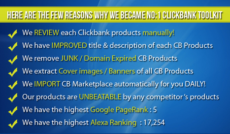 Find the best Clickbank Product Ads   Marketplace   Storefront   Mall   WordPress Plugins   Clickbank   Scoop.it