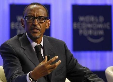 Rwandan president says he is not ready to rule out third term - Reuters UK   Rwanda Economy   Scoop.it