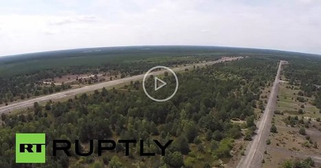 Amazing Drone Footage Of Abandoned WWII & Soviet Airbase! (Watch) | World at War | Scoop.it