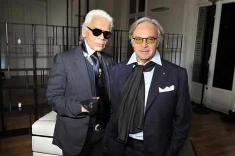 Soirée Hogan par Karl Lagerfeld à l'Hôtel Salomon de Rothschild | Fashion & more... | Scoop.it