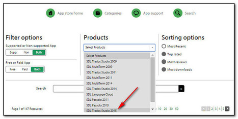How to transfer apps from SDL Trados Studio 2014 to 2015 (by Emma Goldsmith) | Translator Tools | Scoop.it