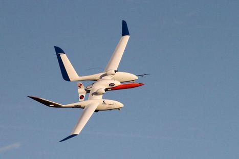 Le démonstrateur Eole a réalisé ses premiers essais en vol | Ressources pour la Technologie au College | Scoop.it