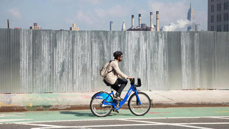 What A Day In The Life Of Citi Bike Looks Like | INFORBEAUTY | Scoop.it