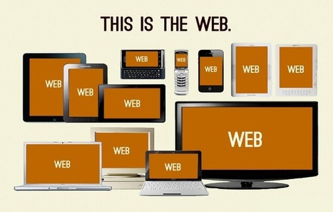 Influencia - Etudes - Quelle tête aura le web design en 2014 ? | Marketing Digital & Tendances | Scoop.it