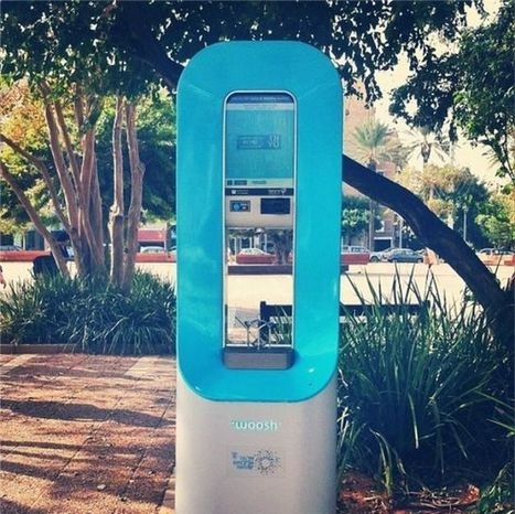 Woosh Water Station Takes A Second Look At Drinking Fountain | Paz y bienestar interior para un Mundo Mejor | Scoop.it