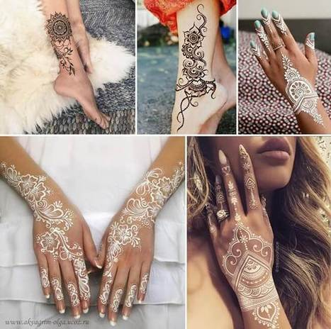 You Are Going to Love These Henna Tattoos   Stylish Board   Scoop.it