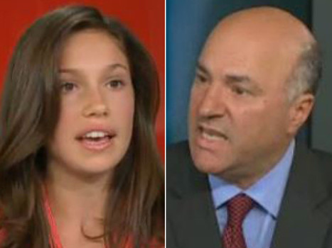 WATCH: O'Leary Argues With Teen About GMOs | Food issues | Scoop.it