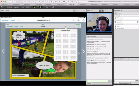 Joe Dale delivers Book Creator masterclass - Book Creator app | Blog | Internet Tools for Language Learning | Scoop.it
