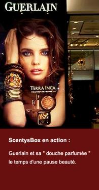 Système de diffusion de parfum ScentysBOX Interactive, système de diffusion de parfum | systèmes de diffusion | Diffuse Up | Scoop.it