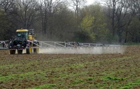 Des pesticides présents dans l'air ambiant tout au long de l'année | AMAP - Bio | Scoop.it