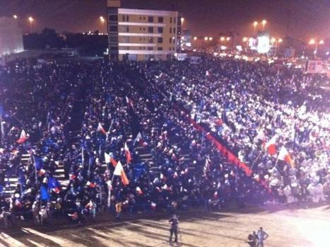 WEFAQ protest: | Human Rights and the Will to be free | Scoop.it