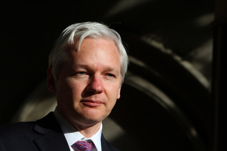 Time Magazine Reporter's Shocking Julian Assange Tweet | Surveillance Studies | Scoop.it