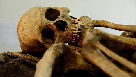 Dix crânes des Tupuna des Marquises de retour sur leur île | Polynésie 1ère | Kiosque du monde : Océanie | Scoop.it