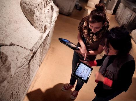 museomix, le musée à l'heure du 3.0   Muséographiques   Scoop.it