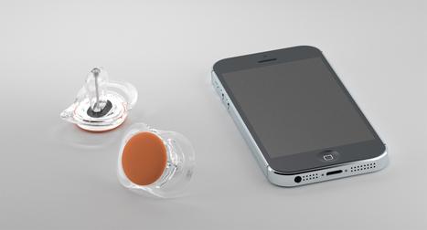 Pacifi : La tétine thermomètre connectée au smartphone - Capcampus | Innovations, Technologies, Geekeries et Autres | Scoop.it