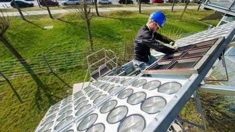 Ces capteurs permettent d'éclairer nos intérieurs à la lumière naturelle | Innovation durable | Scoop.it