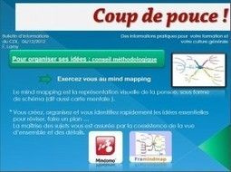 Le madmapping arrive au lycée | CDImagination.net | Carte heuristique-carte mentale | Scoop.it