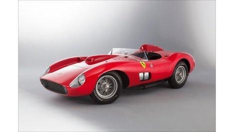 Diaporama : Top 25 des voitures les plus chères du monde aux enchères [MàJ] | Voitures anciennes - Classic cars - Concept cars | Scoop.it