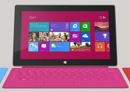 5 Things You Need To Know About The Microsoft Surface | Windows 8 Debuts 2012 | Scoop.it