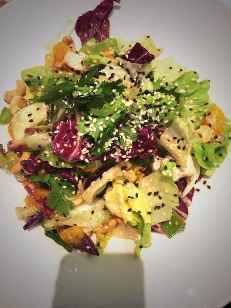 Twitter / TanyaBurr: My dinner: Thai Chicken & ... | Food | Scoop.it