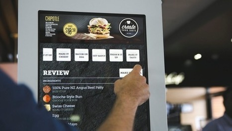McDo prêt à remplacer ses salariés par des robots   La Transition sociétale inéluctable   Scoop.it
