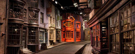 WARNER BROS STUDIO TOUR LONDON – A WORLD OF FANTASY | The Luxury Travel Channel | Travel Around the World | Vacations | Excursions | Attractions | Scoop.it