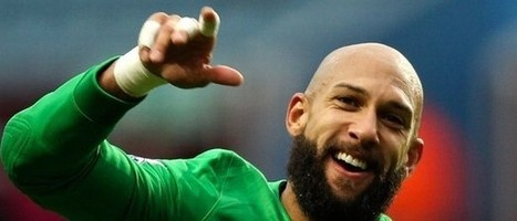 Fans Petition To Rename Reagan National Airport After Tim Howard | FIFA World Cup Brazil 2014 | Scoop.it