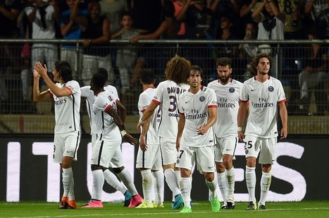 Ligue des champions: le PSG avec Real Madrid, Shakhtar Donetsk et Malmö | SandyPims | Scoop.it