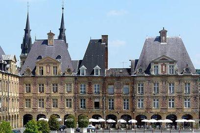 Charleville-Mezières, guide de voyage et information de tourisme | Arthur Rimbaud et Charleville Mézieres | Scoop.it