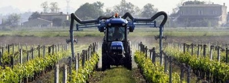 Pesticides Linked To Neurological Disease | #ALS AWARENESS #LouGehrigsDisease #PARKINSONS | Scoop.it