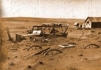 The New Dust Bowl - Voice of the Planet | Business Books | Scoop.it