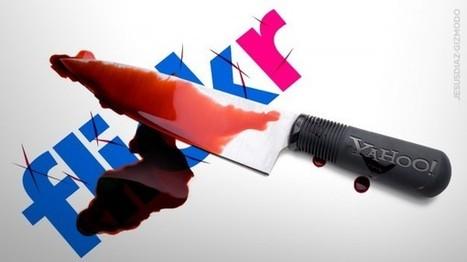 Flickr et Yahoo : Gizmodo explique l'échec – Lense.fr | Communiquer sur le Web | Scoop.it
