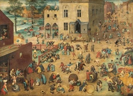 Jeux d'enfants de Pieter Bruegel l'Ancien | Arts et FLE | Scoop.it