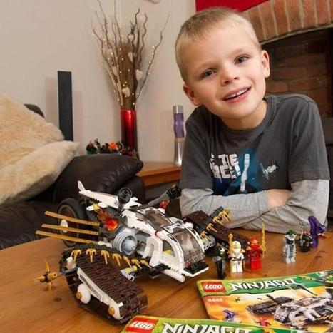 Boy writes letter to LEGO after losing minifigure, gets awesome response | A New Society, a new education! | Scoop.it