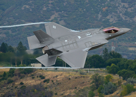 Israel's F-35 App And Its Implications | Canadian Aerospace News | Scoop.it