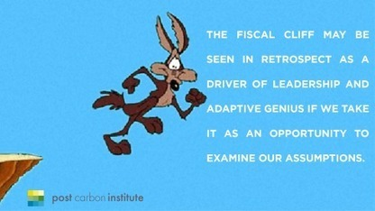 Fiscal Cliff: Nowhere to go But Down   The Great Transition   Scoop.it