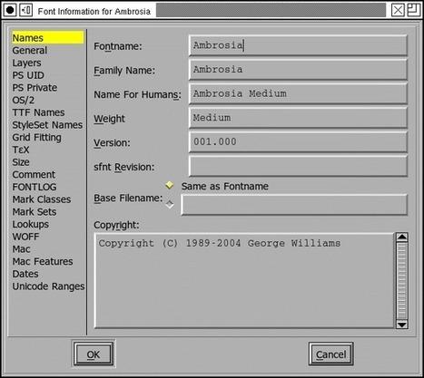 Steps to creating a font... | Recursos tecnológicos para la unidad didáctica de Tipografía | Scoop.it