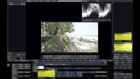 Webinar - Mit Assimilate SCRATCH 7 | Color grading | Scoop.it