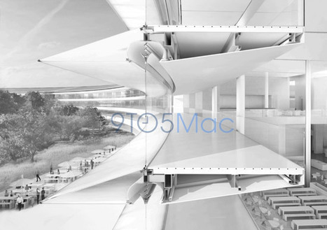 Apple Campus Interior Designs Leaked? | Office Environments Of The Future | Scoop.it