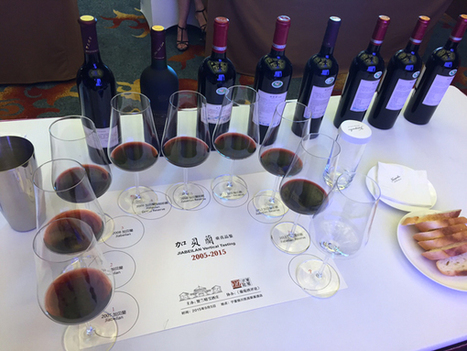 Witness China's #wine history: on Helan Qingxue's 10th anniversary | Vitabella Wine Daily Gossip | Scoop.it