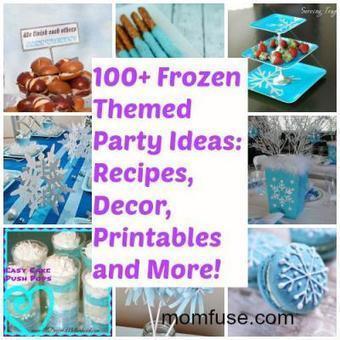 100 Disney Frozen Themed Party Ideas | Birthday Party Ideas | Scoop.it