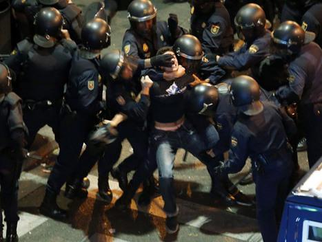 Interior estudia limitar la difusión en internet de imágenes de policías | Blog de Carlos Carnicero | Scoop.it