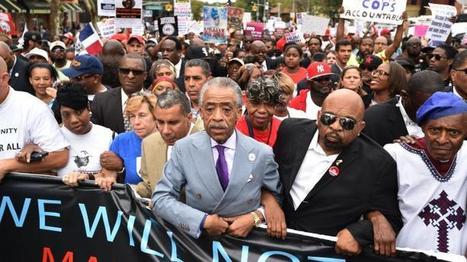 Nearly 2,500 Peaceful Protesters Rally in NYC for Eric Garner | SocialAction2014 | Scoop.it