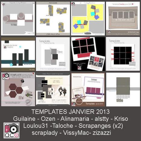 Templates en blog train chez ACO - Le blog de loulou31   SEO, e-learning, html5, templates   Scoop.it