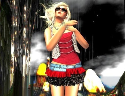 SL Fashion Files: Wish I Could Fly | How to select jewels | Scoop.it