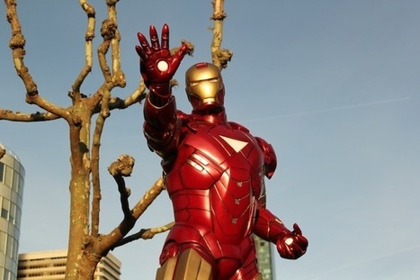 Exposition Marvel Avengers S.T.A.T.I.O.N. : immersion dans le monde des super-héros | Le blog mode de l'homme urbain | Scoop.it