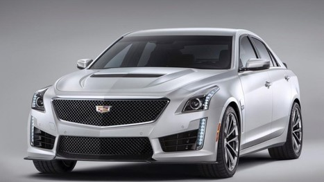 With 640 hp, the 2016 Cadillac CTS-V will beat the Germans | otoDriving | otoDriving - Future Cars | Scoop.it