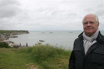 Arromanches (14) projet d'éoliennes en mer devant les plages du débarquement ...!!! | La préservation de l'environnement marin | Scoop.it
