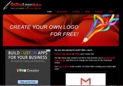 Top 5 free online logo maker tools - TechieGIG | Font Lust & Graphic Desires | Scoop.it