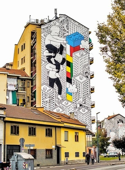 Millo Murals | Design, gadgets, photography + everything else | Scoop.it